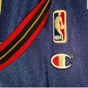 Champion Shirts & Tops - Champion Allen Iverson Jersey